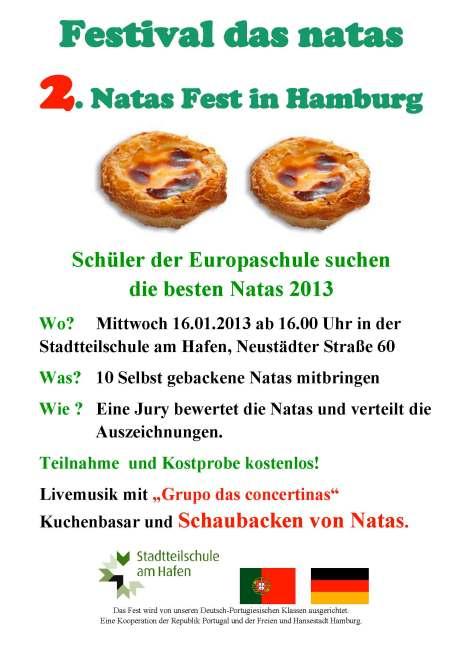 Die  besten Natas in Hamburg2013_Plakat