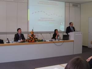 Conferência plenária do Sr. Embaixador, Luís de Almeida Sampaio