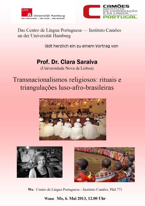 Anuncio Clara Saraiva